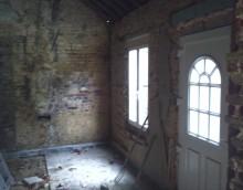 Rénovation compléte d'une annexe